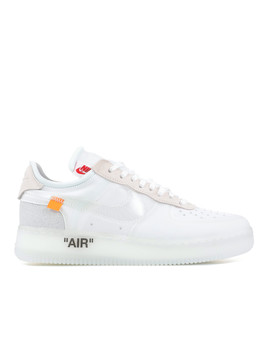 "The 10 : Nike Air Force 1 Low  ""Off White"" by Nike"