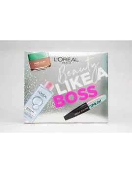L'oreal Beauty Like A Boss Gift Set by Superdrug