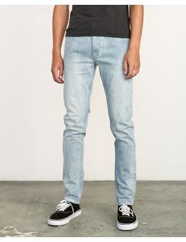 Rvca Rockers Skinny Jeans by Rvca