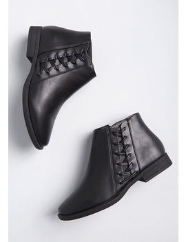 Confident Stride Bootie by Modcloth