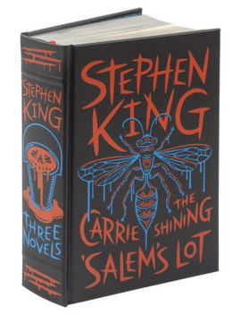 Stephen King: Three Novels (Barnes & Noble Collectible Editions) by Stephen King