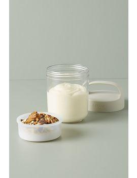 Lekue 14 Oz. Jar To Go by Anthropologie