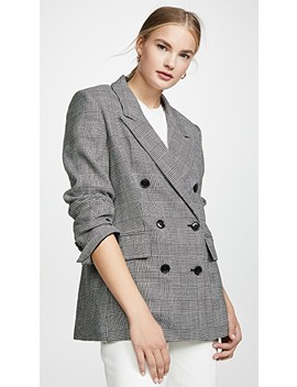 Double Breasted Blazer by Frame