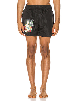 Mariana De Silva Swimshorts by Off White