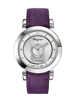 Salvatore Ferragamo Women's Minuetto Watch by Salvatore Ferragamo