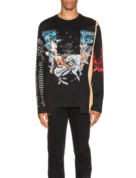 Long Sleeve Tee by Givenchy