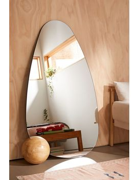 Safi Floor Mirror by Urban Outfitters