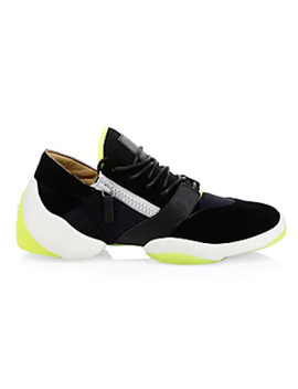 Low Top Runner Sneakers by Giuseppe Zanotti