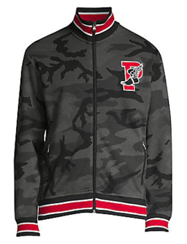 P Wing Camouflage Print Track Jacket by Polo Ralph Lauren