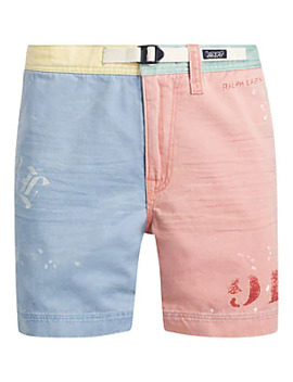 Classic Fit Montauk Chino Shorts by Polo Ralph Lauren