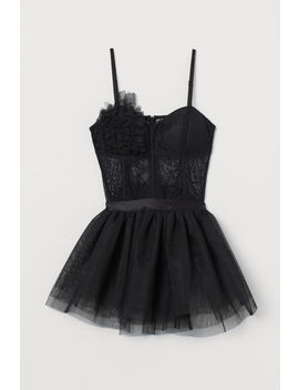 Lace Ballet Costume by H&M