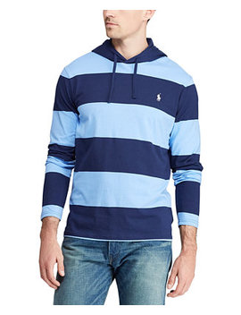 Men's Hooded Stripe T Shirt by General