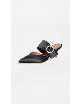 Maite Crystal Ms 45mm Mules by Malone Souliers