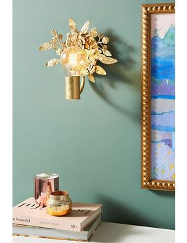 Paradiso Sconce by Anthropologie