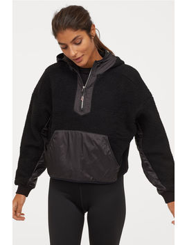 Pile Sports Top by H&M