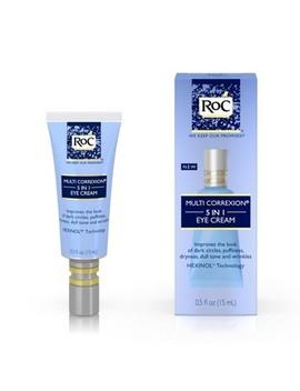 Unscented Ro C Multi Correxion 5 In 1 Anti Aging Eye Cream Treatment   0.5 Fl Oz by Aging Eye Cream Treatment