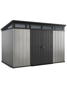 Keter Artisan 11' X 7' Customizable Storage Shed by Keter