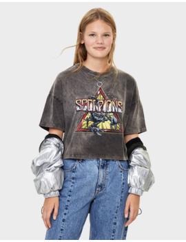 Scorpion Tshirt   Null   Bershka United States by Bershka