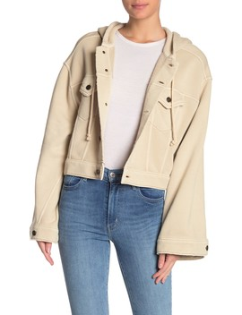 Dreamers Hooded Jacket by Free People