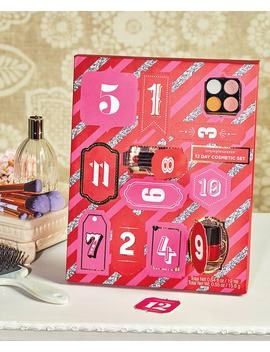 12 Days Of Beauty Advent Calendar by Lakeside Collection