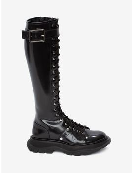 Tread Lace Up Boot by Alexander Mc Queen