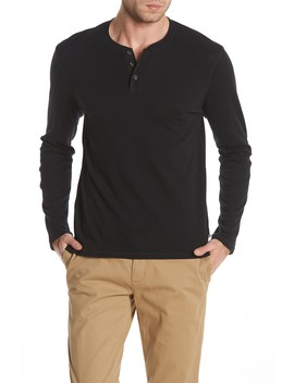 Remi Long Sleeve Henley by Ag