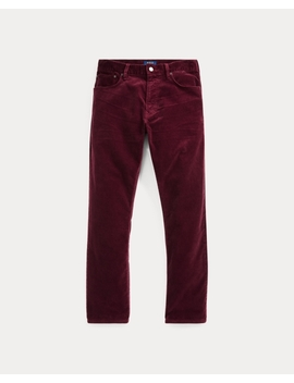Slim Straight Corduroy Pant by Ralph Lauren