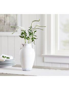 Inez Ceramic Vase by Pottery Barn