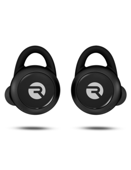 Raycon E100 Waterproof Wireless Earbuds   Bluetooth Headphones Ipx7 Bluetooth 5.0 Stereo Sound In Ear 20 Hours Playtime W/ Microphone And Charging Case For Iphone & Samsung Smartphones   Black by Raycon