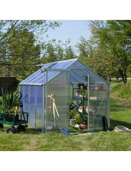 Belham Living Covina 6 X 8 Ft. Polycarbonate Greenhouse by Belham Living