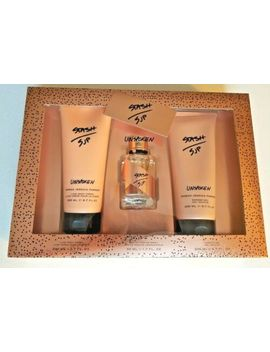 New   Sarah Jessica Parker Unspoken/Stash Womans Perfume Gift Set by Sarah Jessica Parker
