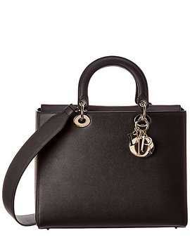 Dior Lady Dior Leather Tote by Dior