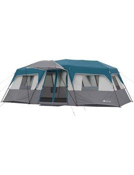 """Ozark Trail 20' X 10' X 80"""" Instant Cabin Tent, Sleeps 12 by Ozark Trail"""