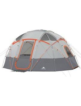 Ozark Trail 16' X 16' Sphere Tent, Sleeps 12 by Ozark Trail
