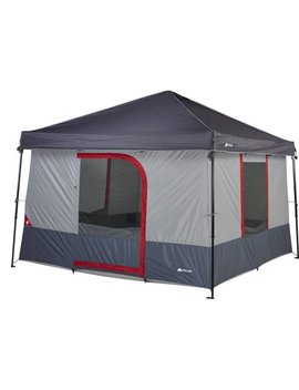 Ozark Trail 6 Person 10 X 10 Ft. Connec Tent™ For Straight Leg Canopy by Ozark Trail