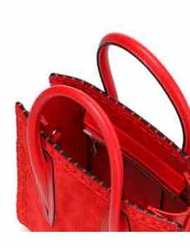 Paloma S Mini Suede Tote by Christian Louboutin