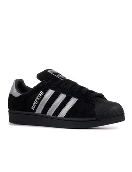 "Superstar ""Black Silver "" by Adidas"