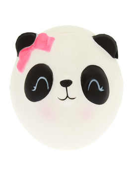 Paige The Panda Squish Ball Toy by Claire's