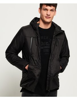 Casey Padded Jacket by Superdry