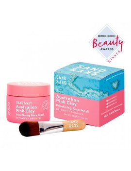 Sand & Sky Sand & Sky Brilliant Skin™ Purifying Pink Clay Mask by Sand & Sky