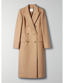 Kerr Wool Coat by Wilfred