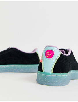 Puma X Sophia Webster Suede Sneakers by Puma's