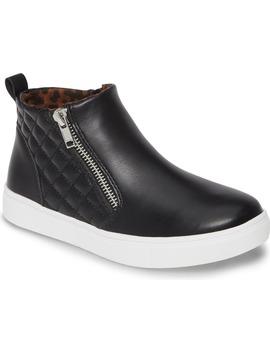 J Reggie Zip Sneaker by Steve Madden