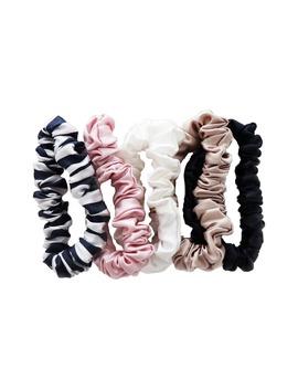 Slip™ For Beauty Sleep Midi Scrunchie Set by Slip For Beauty Sleep