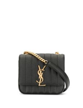 Vicky Small Shoulder Bag by Saint Laurent
