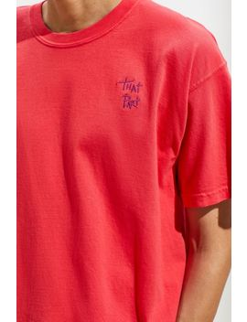 Comfort Colors Embroidered That Part Tee by Comfort Colors