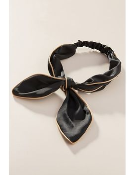 Taney Bow Headband by Anthropologie