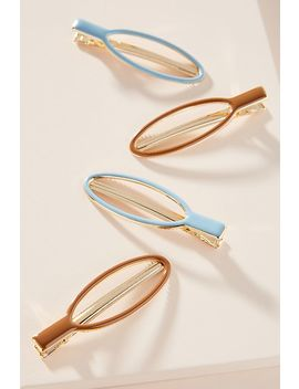 Lorna Hair Clip Set by Anthropologie