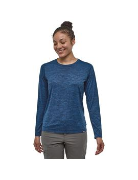 Capilene Cool Daily Long Sleeve Shirt   Women's by Patagonia