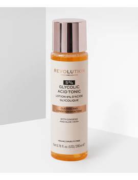 5% Glycolic Acid Tonic by Revolution Skincare